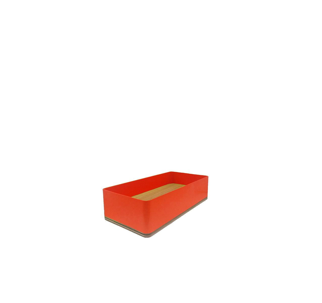 portable atelier fluorescent orange penholder - фото