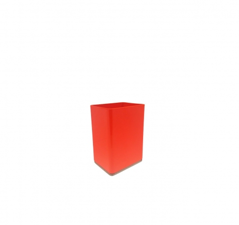 portable atelier high fluorescent orange penholder - фото